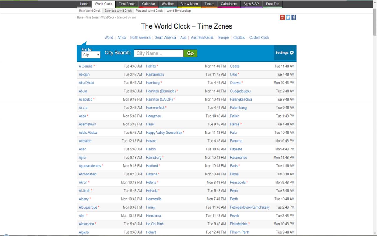 브라이언의 행복한 번역가 블로그 번역가 되는 방법  시간대(Time Zone) 차이 배려하기