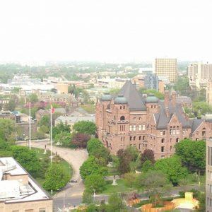 토론토 다운타운 투어