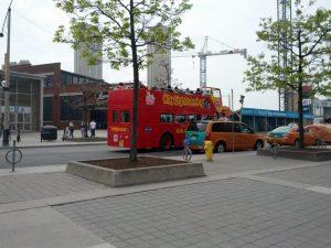시내 관광 버스