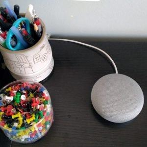 Google Home Mini 가지고 놀기
