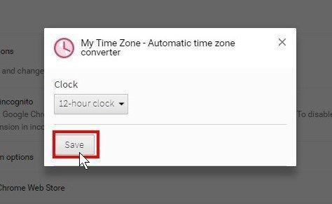 일반 번역가 H의 컴퓨터를 부수기 전에  시간대를 손쉽게 바꿔 주는 크롬 확장 프로그램, My Time Zone