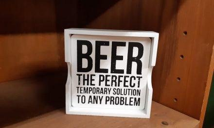 맥주는 완벽한 해결책