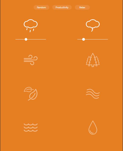 집중력 향상에 도움이 되는 무료 소리 앱
